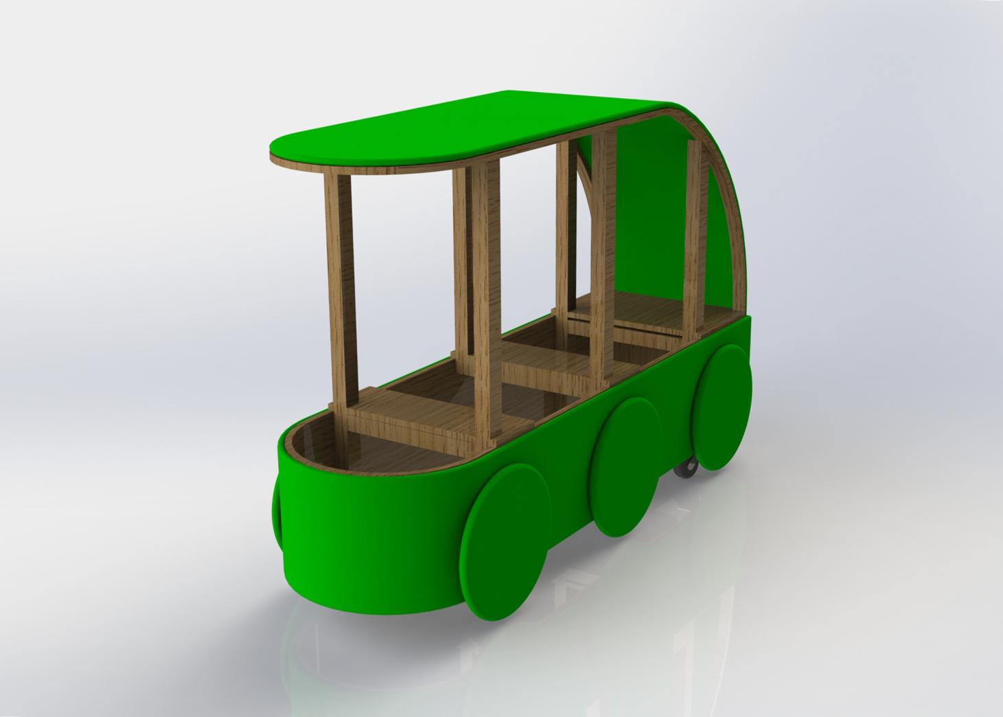 Comboio Hulk 2