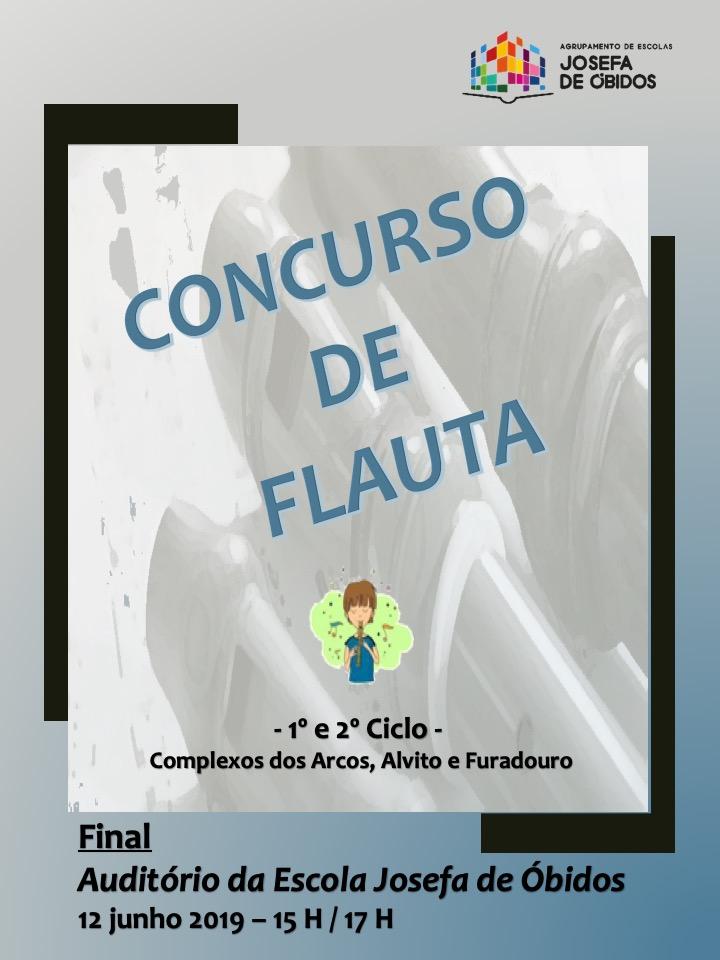 Concurso de Flauta